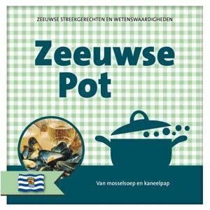 Boek Zeeuwse Pot