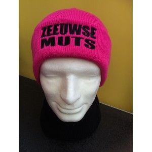 """Muts """"Zeeuwse muts"""" roze"""