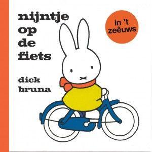 Boek Nijntje op de fiets in 't Zeêuws
