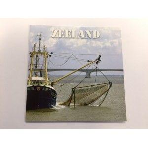 Kaart vierkant vissersboot