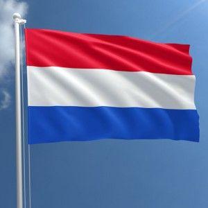 Vlag Nederland 150 x 225 cm Vlaggendoek