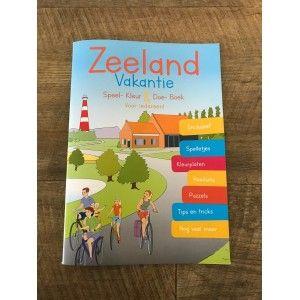 Zeeland Vakantieboek