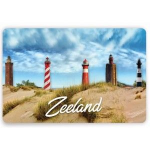 Placemat Vuurtorens Zeeland