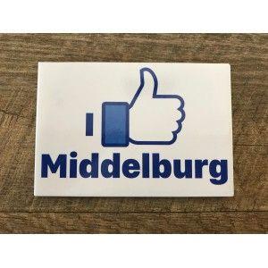 Magneet I like Middelburg
