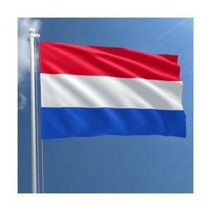 Vlag Nederland 100x150 cm Vlaggendoek