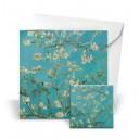 Giftcard Van Gogh Almond Blossom magneet