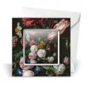 Giftcard De Heem Bloemen magneet acryl